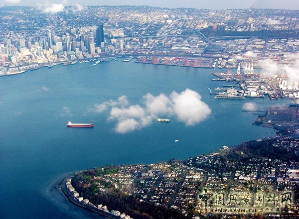 西雅图中央滨水空间