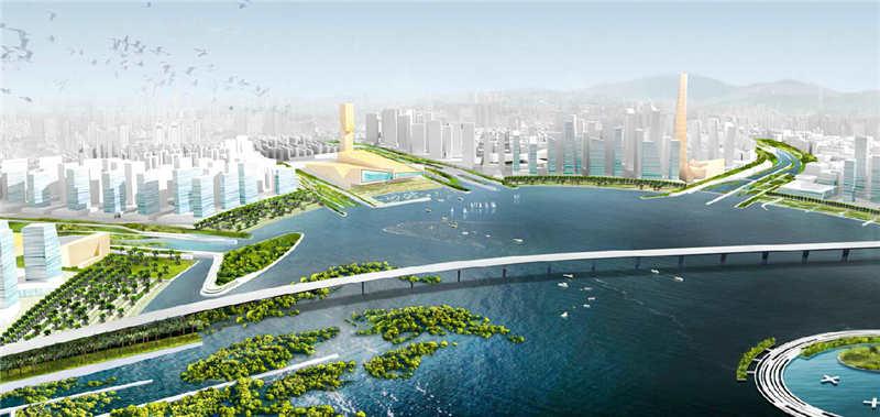 深圳前海水城