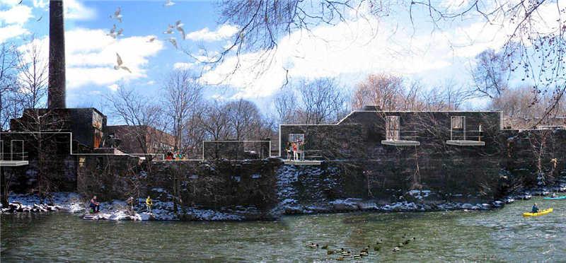 新泽西帕特森城市公园