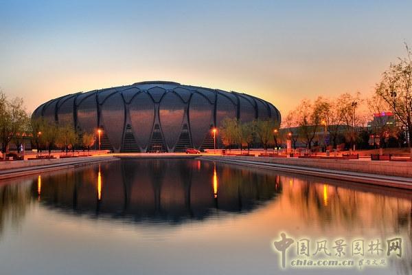 济南奥林匹克体育中心景观设计