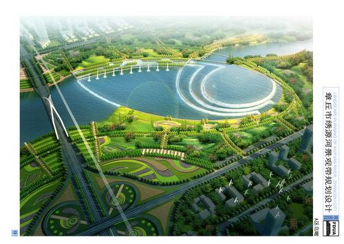 河道景观设计(图)